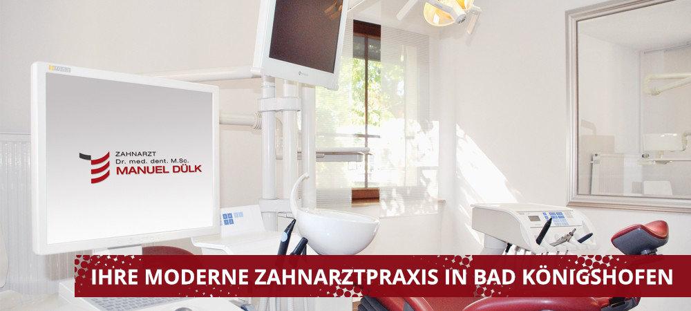 Zahnarztpraxis Bad Koenigshofen